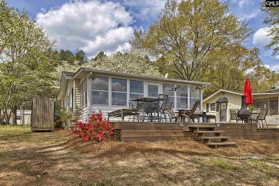 Wateree Hills, Lake Wateree, wateree keys, wateree estate, lake wateree - the woods Single Family Home For Sale: 2470 Cottage
