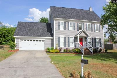 Columbia Single Family Home For Sale: 132 Southwell Road