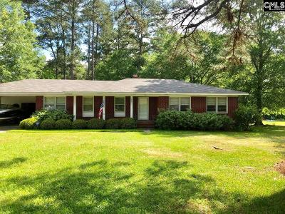 Saluda Single Family Home For Sale: 612 Waters