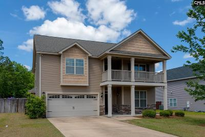 Blythewood Single Family Home For Sale: 421 Coopers Edge