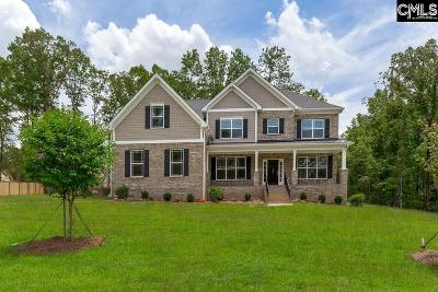 Blythewood Single Family Home For Sale: 580 Wild Hickory