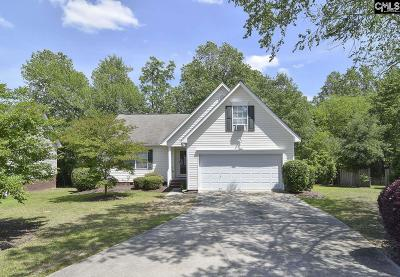 Lexington County, Richland County Single Family Home For Sale: 109 Gibson Forest