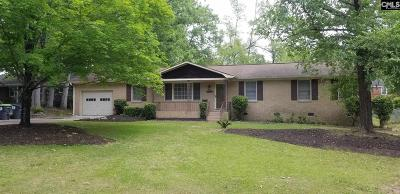 Columbia Single Family Home For Sale: 2814 Hardwicke