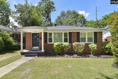 Earlewood Single Family Home For Sale: 3215 Gadsden