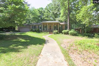 Columbia Single Family Home For Sale: 755 Woodland Hills