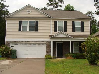 Columbia Single Family Home For Sale: 564 Silver Spoon