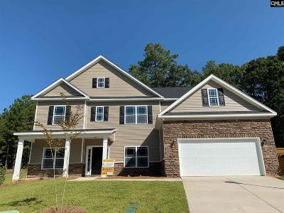 Blythewood Single Family Home For Sale: 381 Glen Dornoch