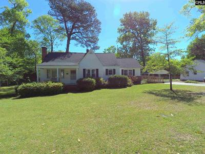 Kershaw County Single Family Home For Sale: 101 Lausanne