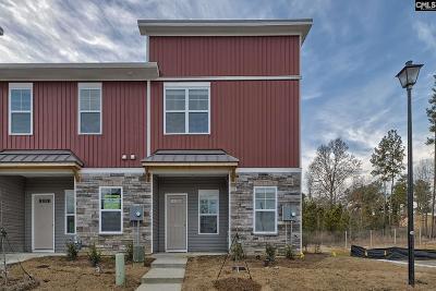 Lexington County, Richland County Townhouse For Sale: 408 Angel Grove
