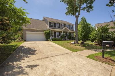 Irmo Single Family Home For Sale: 15 White Clover