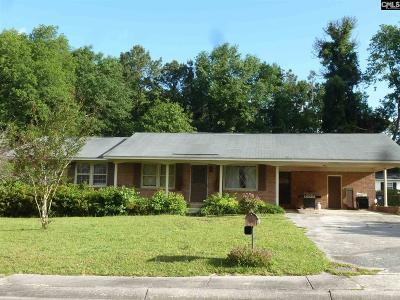 Cayce, Springdale, West Columbia Single Family Home For Sale: 3136 Woodsen