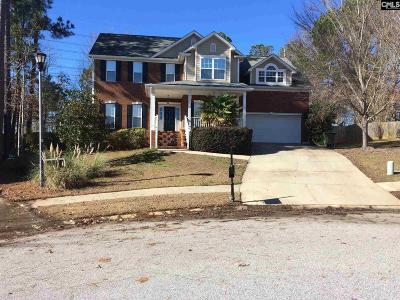 Irmo Single Family Home For Sale: 6 Blue Hills