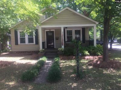 Rosewood Single Family Home For Sale: 522 Howard