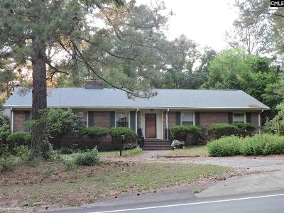 Forest Acres, Shandon Single Family Home For Sale: 3305 Pine Belt