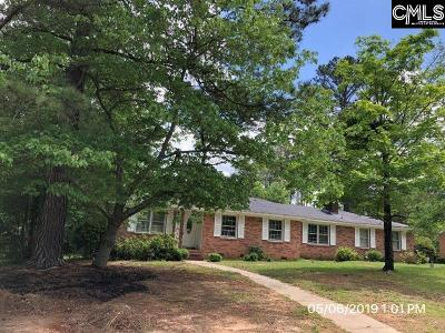 Lexington County, Richland County Single Family Home For Sale: 89 Nob Hill