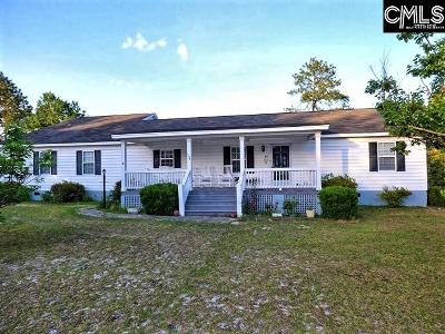 Camden Single Family Home For Sale: 114 Simmons