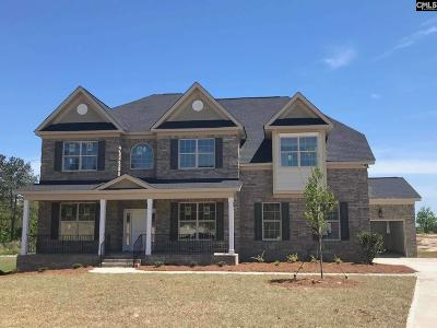 West Columbia Single Family Home For Sale: 312 Congaree Ridge
