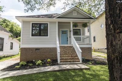 Columbia Single Family Home For Sale: 2307 Clark