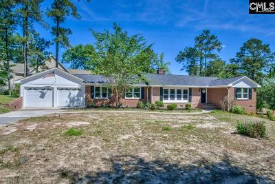 Arcadia Lakes Single Family Home For Sale: 8 Lakecrest