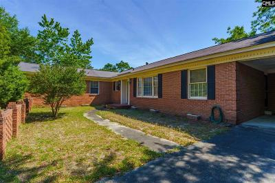 Single Family Home For Sale: 3040 Barnes Springs