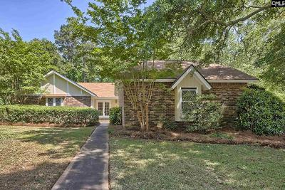 Columbia Single Family Home For Sale: 124 Aldbury