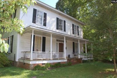 Newberry Single Family Home For Sale: 532 Boundary