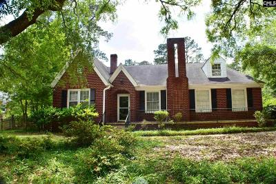 Columbia Single Family Home For Sale: 4100 Devine