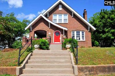 Newberry Single Family Home For Sale: 810 Caldwell