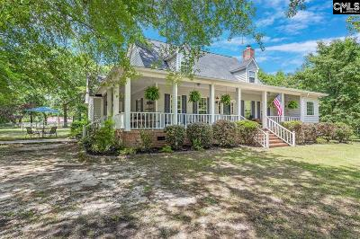 Camden Single Family Home For Sale: 186 Hermitage Farm