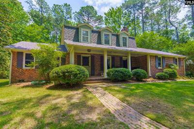 Lexington County Single Family Home For Sale: 221 Lincreek