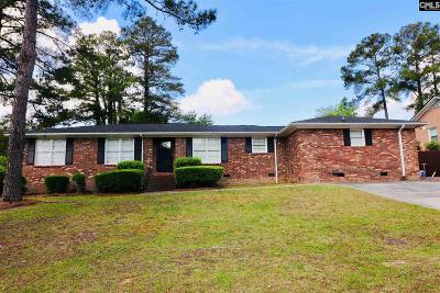Lexington County, Richland County Single Family Home For Sale: 116 Blacksmith