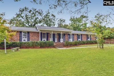 Forest Acres, Shandon Single Family Home For Sale: 4200 Oakridge