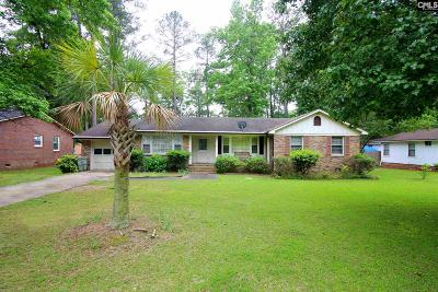 Lexington County, Richland County Single Family Home For Sale: 2716 Diane