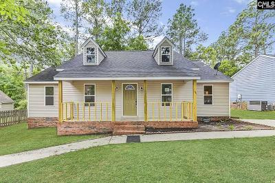 Columbia SC Single Family Home For Sale: $138,500