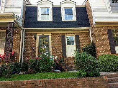 Lexington County, Richland County Townhouse For Sale: 123 Jefferson