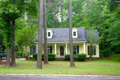 Forest Acres Single Family Home For Sale: 1713 Forest Trace