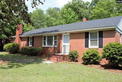 Camden Single Family Home For Sale: 1308 Lakeshore