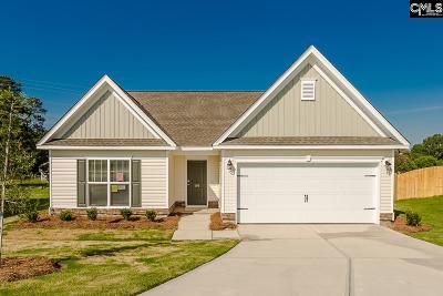 West Columbia Single Family Home For Sale: 324 Oristo Ridge