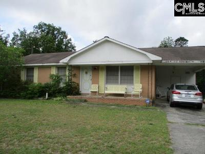 Monetta Single Family Home For Sale: 1340 Old 96 Indian Trail