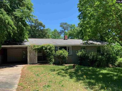 Lexington County, Richland County Single Family Home For Sale: 1720 Morninghill
