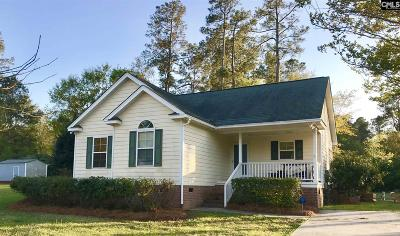 Orangeburg Single Family Home For Sale: 1357 Macon