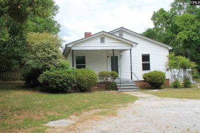 Newberry County Single Family Home For Sale: 48 Glenn