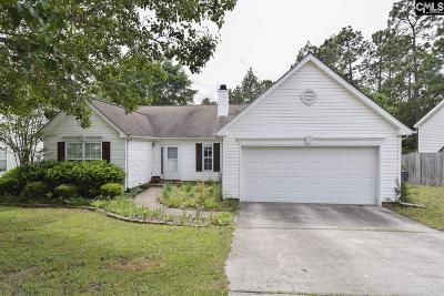 Lexington County, Richland County Single Family Home For Sale: 278 Jessica