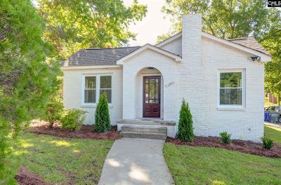 Earlewood Single Family Home For Sale: 1100 Darlington