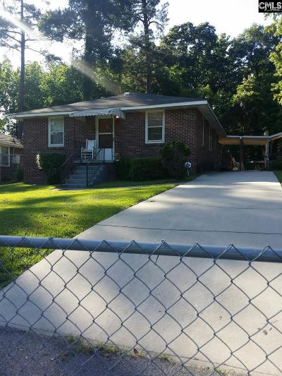 Columbia Single Family Home For Sale: 5217 Spalding