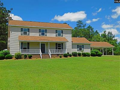 Batesburg, Leesville Single Family Home For Sale: 6112 Two Notch