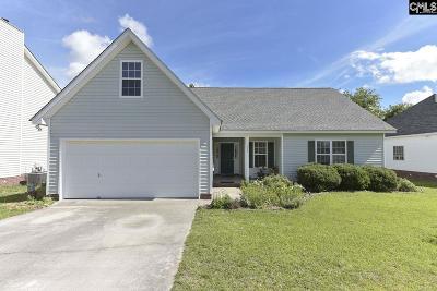 Columbia Single Family Home For Sale: 124 Long Ridge