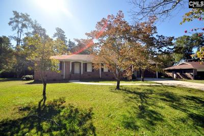 Prosperity Single Family Home For Sale: 142 Anderson