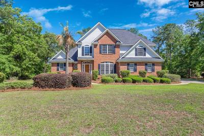 Blythewood Single Family Home For Sale: 220 Brookwood Forest