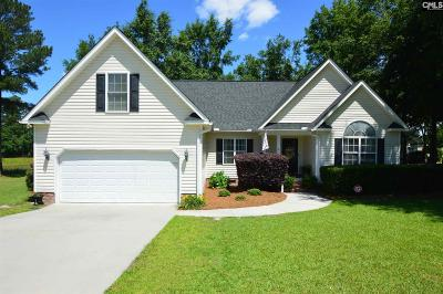 Kershaw County Single Family Home For Sale: 6 Scarlett